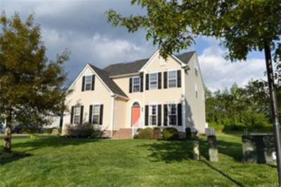 Henrico Single Family Home For Sale: 3112 Macallan Parkway