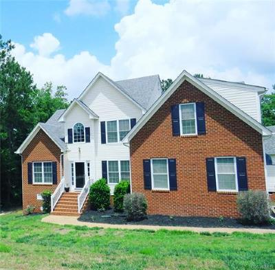 Chester Single Family Home For Sale: 5000 Tooley Drive