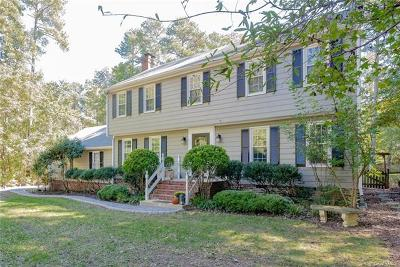 Henrico County Single Family Home For Sale: 5209 Eastbranch Drive