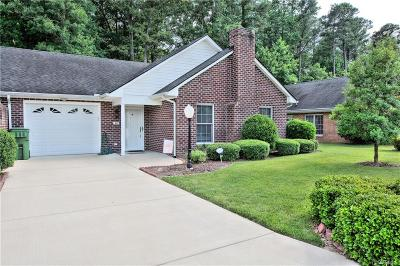 Hopewell Single Family Home For Sale: 429 Cobblestone Drive