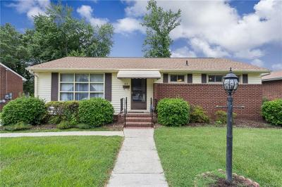 Colonial Heights Single Family Home For Sale: 619 Charles Avenue