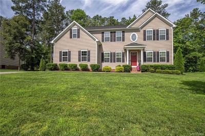 Chester Single Family Home For Sale: 5225 Beachmere Terrace