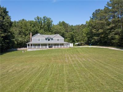 Chesterfield County Single Family Home For Sale: 21201 Genito Road