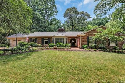 Richmond Single Family Home For Sale: 4318 Custis Road