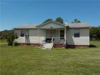 Amelia Single Family Home For Sale: 2840 Earls Road