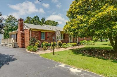 Mechanicsville Single Family Home For Sale