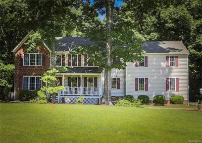 Powhatan Single Family Home For Sale: 1661 Walkers Ridge Road