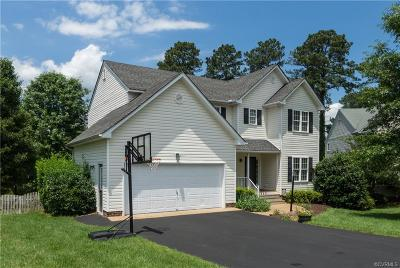 Mechanicsville Single Family Home For Sale: 6258 Greystone Creek Road