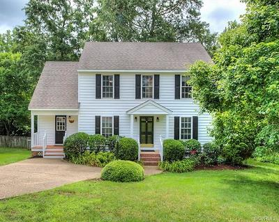 Henrico Single Family Home For Sale: 11800 Park Forest Way