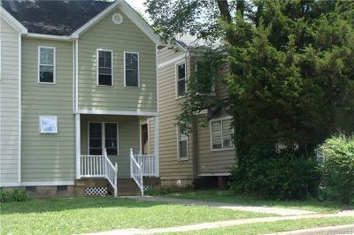Richmond Condo/Townhouse For Sale: 2111 North Avenue #2111
