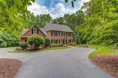 Manakin Sabot Single Family Home For Sale: 616 Cedar Run Road