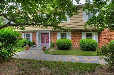 Henrico Single Family Home For Sale: 8303 Buckeye Drive