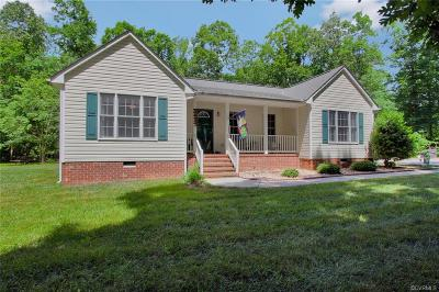 Powhatan Single Family Home For Sale: 2983 Trenholm Woods Court