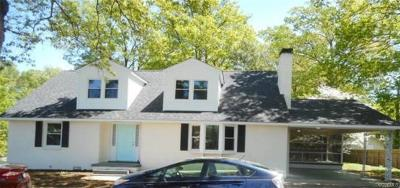 Colonial Heights Single Family Home For Sale: 3105 Greenwood Avenue