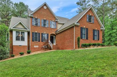 Goochland Single Family Home For Sale: 2530 Crest Hollow Court
