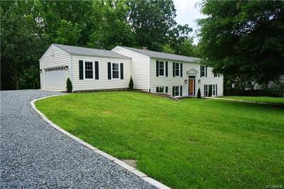 Goochland Single Family Home For Sale: 105 Willow Oaks Road