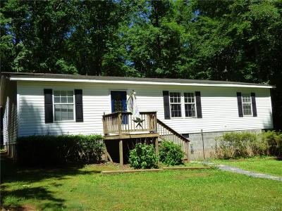 Powhatan Single Family Home For Sale: 1988 Cook Road