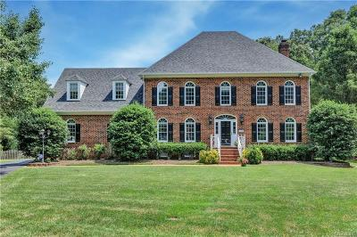 Henrico Single Family Home For Sale: 12412 Northlake Place