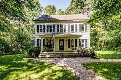Powhatan County Single Family Home For Sale: 2712 Ridgeview Road