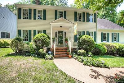 Chester Single Family Home For Sale: 5000 Stoney Creek Parkway
