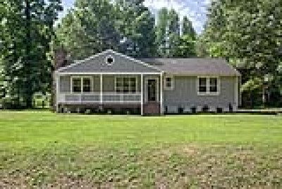Dinwiddie County Single Family Home For Sale: 24105 Bancroft Drive
