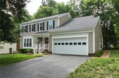 Chester Single Family Home For Sale: 6115 Walnut Landing Way