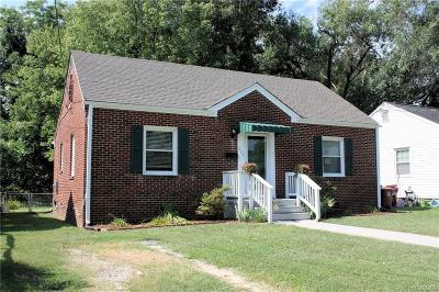 Colonial Heights Single Family Home For Sale: 201 Moore Avenue