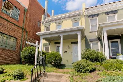 Richmond Single Family Home For Sale: 3114 West Moore Street