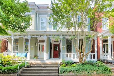 Richmond Single Family Home For Sale: 1827 Floyd Avenue
