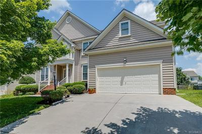 Midlothian Single Family Home For Sale: 14766 Rolling Spring Drive