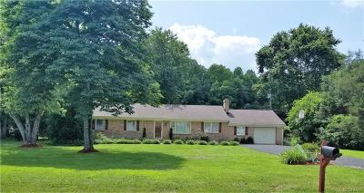 Powhatan Single Family Home For Sale: 1121 Schroeder Road