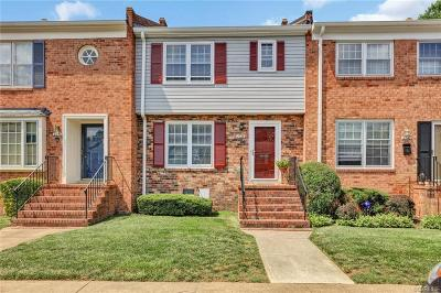 Henrico Condo/Townhouse For Sale: 2238 Kingsbrook Drive #2238