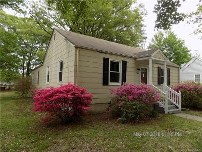 Single Family Home Sold: 503 Miles Avenue