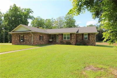 Blackstone Single Family Home For Sale: 3999 Jonesboro Road