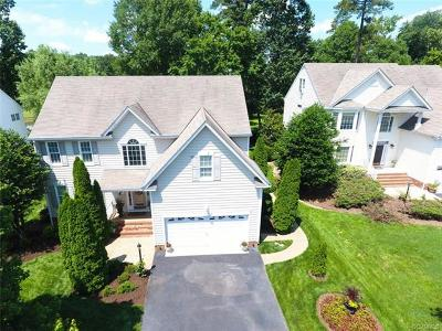 Chesterfield VA Single Family Home For Sale: $374,999