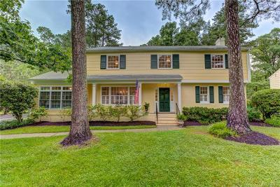 Henrico Single Family Home For Sale: 8906 Wishart Road