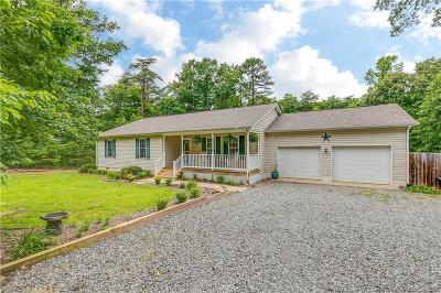 Louisa Single Family Home For Sale: 9689 Shannon Hill Road