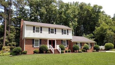 Colonial Heights Single Family Home For Sale: 405 Fairmont Drive