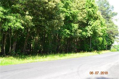 Nottoway County Residential Lots & Land For Sale: 00 Inverness Rd.