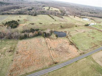 Cumberland County Residential Lots & Land For Sale: Old Buckingham Road