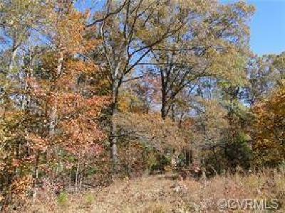 Powhatan VA Residential Lots & Land For Sale: $125,000