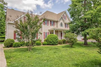 Chester Single Family Home For Sale: 806 Greyshire Drive