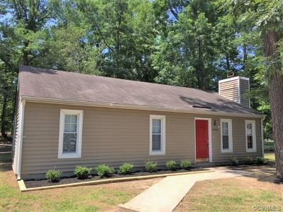 Richmond Single Family Home For Sale: 2708 Grantwood Court