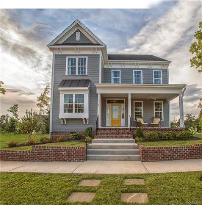 Midlothian Single Family Home For Sale: 14412 Michaux Springs Drive