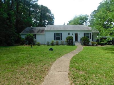Single Family Home For Sale: 410 Amherst Drive
