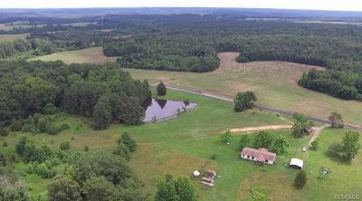 Amelia County Single Family Home For Sale: 7562 S Genito Road