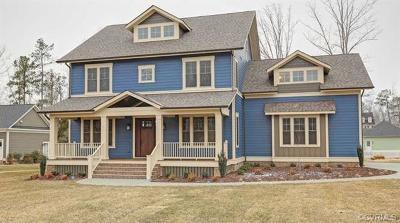 Midlothian Single Family Home For Sale: 13400 Kelham Road