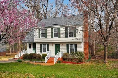 Chester Single Family Home For Sale: 4732 Cedar Cliff Road