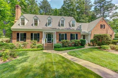 Henrico Single Family Home For Sale: 24 West Runswick Drive