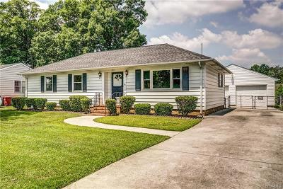 Colonial Heights Single Family Home For Sale: 3212 Holly Avenue